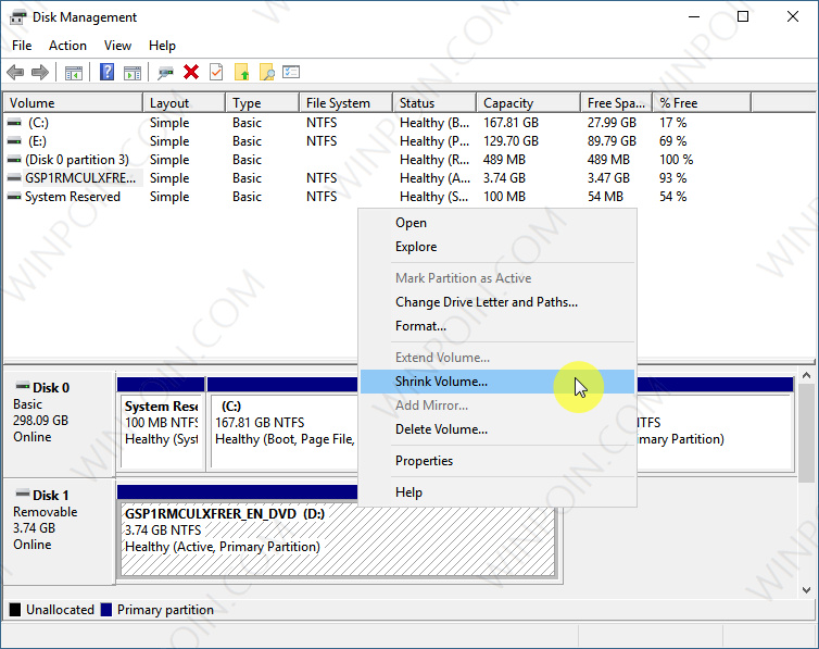 Cara Membuat Partisi pada Flashdisk di Windows 10 (1)