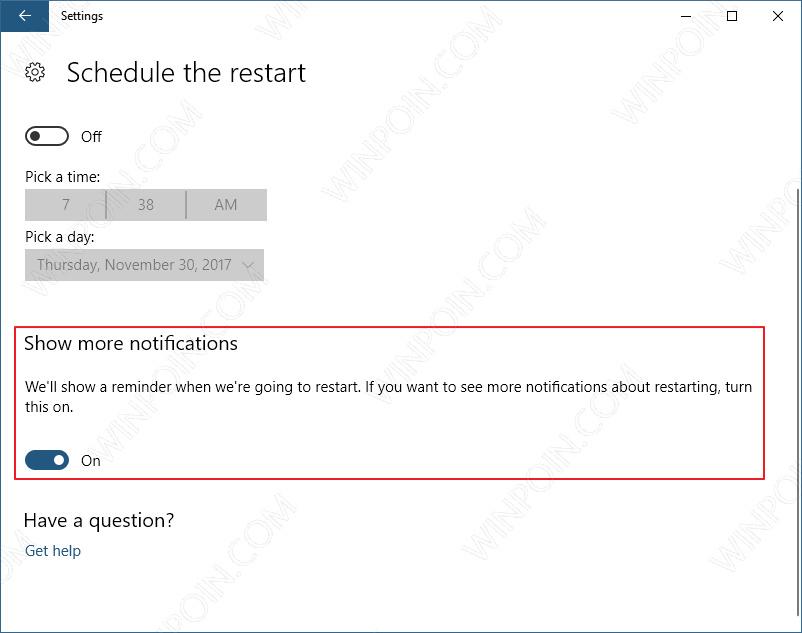 Cara Mencegah Laptop Restart Otomatis Karena Windows Update di Windows 10 (2)