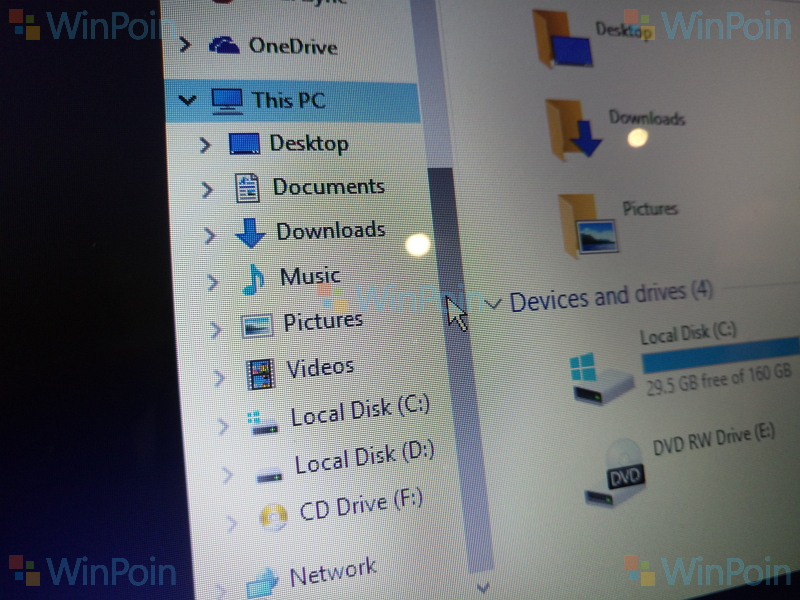Menghapus Folder Lainnya di This PC (Desktop, Documents, Download, Pictures dan lain-lain)