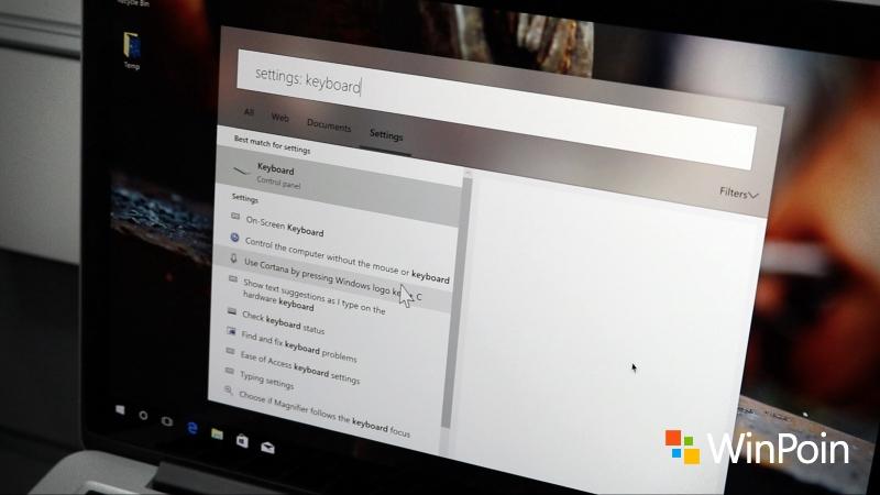 Mirip macOS: Ngintip Fitur Search Baru di Windows 10