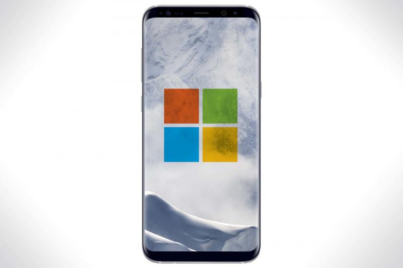 "Samsung Galaxy S8 dan S8+ ""Pro"" Dijual Online di Microsoft Store"
