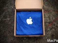 """Stok Terbatas: Tampil Beda dengan Kaos Apple """"Soft Glow"""" Eksklusif (Menyala dalam Gelap)"""