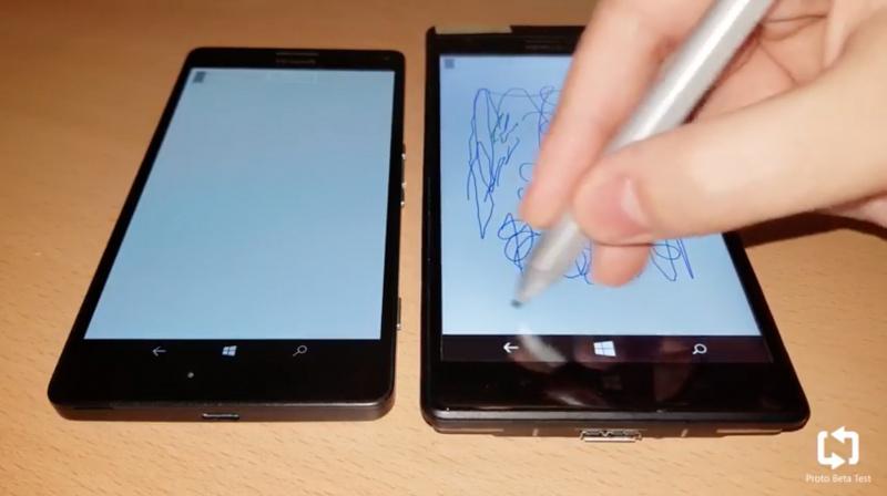Lihat: Prototipe Lumia yang Mendukung Surface Pen