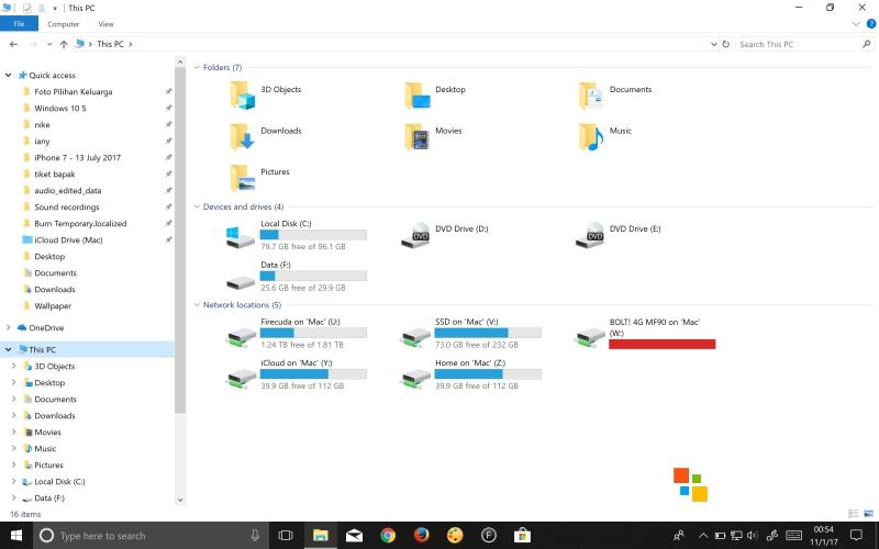 Lengkap: Seperti Inilah Tampilan Windows 10 Pro