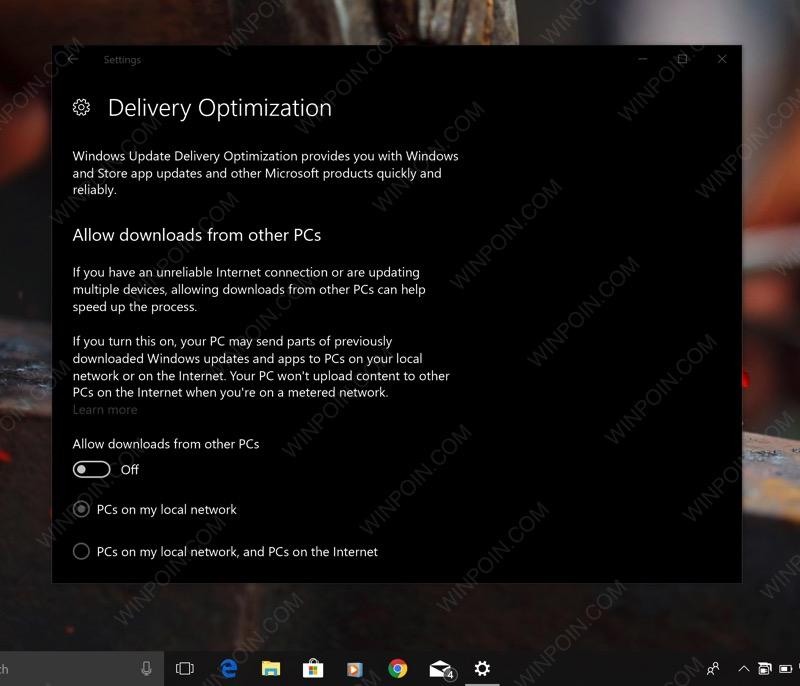 Cara Agar Update Windows Tidak Bikin Internet Lemot