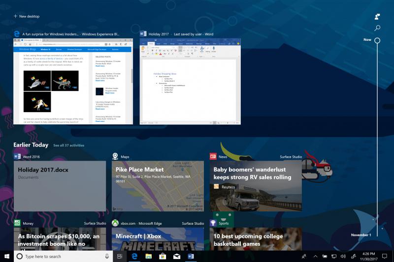 Kamu Perlu Coba Windows 10 Build 17063, Ada Banyak Fitur Keren!