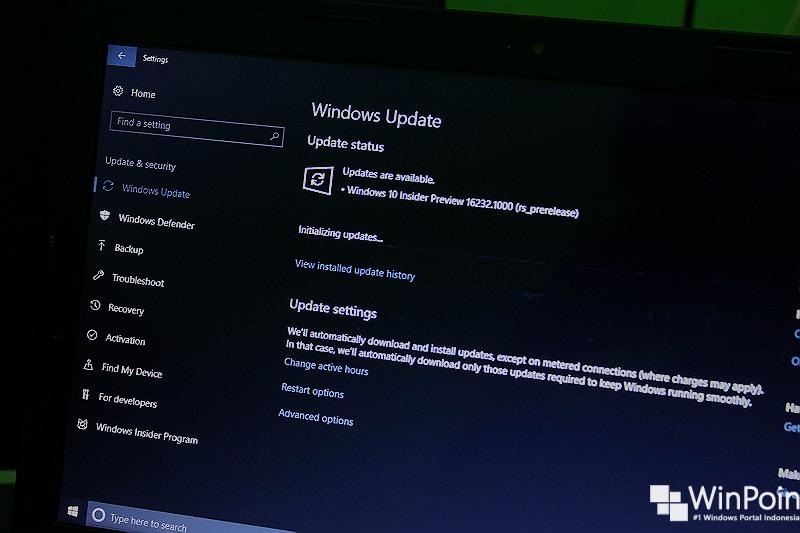 Cara Memblokir Update Tertentu di Windows 10 (1)