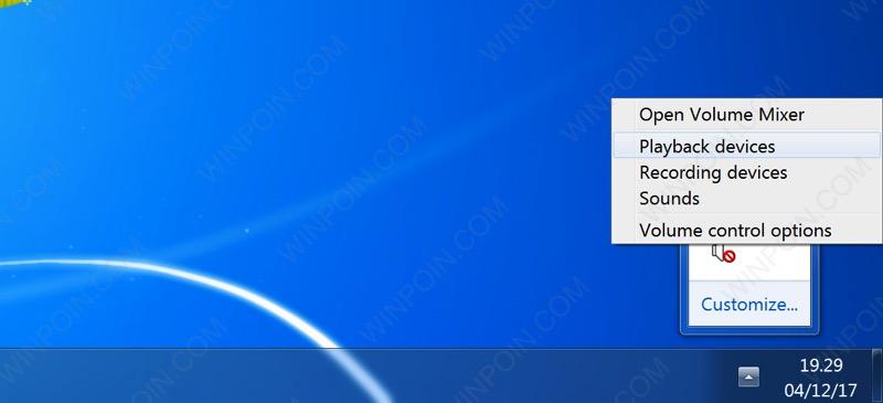 Mengatasi Headset Mati / Bunyi Sebelah di Laptop Windows