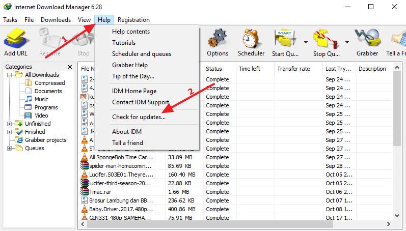 Cara Mendapatkan Ekstensi IDM di Microsoft Store