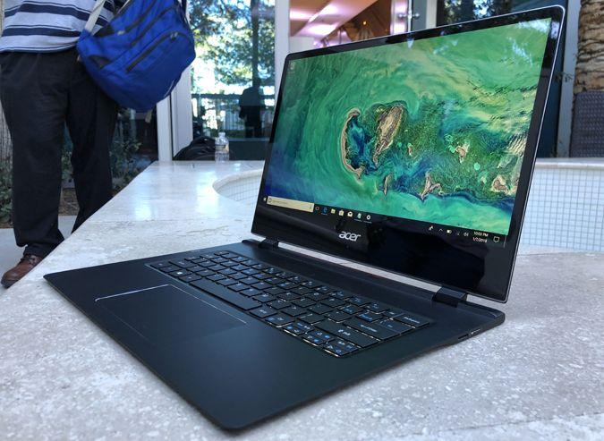 Generasi Terbaru Acer Swift 7 Resmi Diperkenalkan, Inilah Harga dan Spesifikasinya