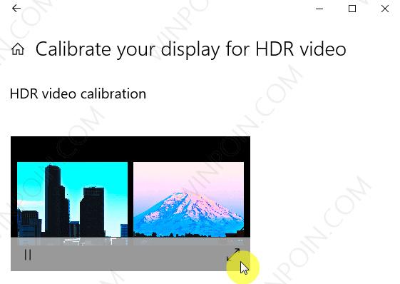 Cara Kalibrasi Tampilan untuk Video HDR di Windows 10 (2)