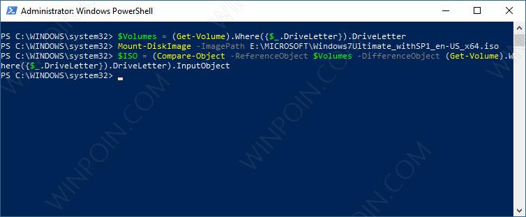 Cara Membuat Bootable USB Windows dengan PowerShell (2)