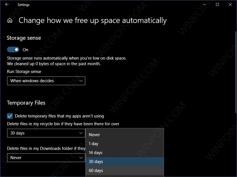 Cara Menghapus Recycle Bin Secara Otomatis di Windows 10 (2)