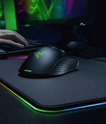 Canggih: Wireless Mouse Razer Ini Nggak Butuh Baterai
