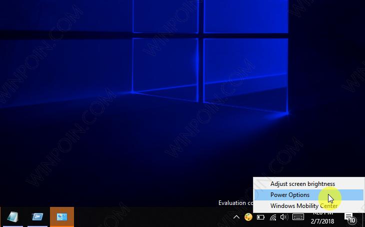 Cara Memunculkan Opsi Hibernate pada Power Menu Windows 10 (2)