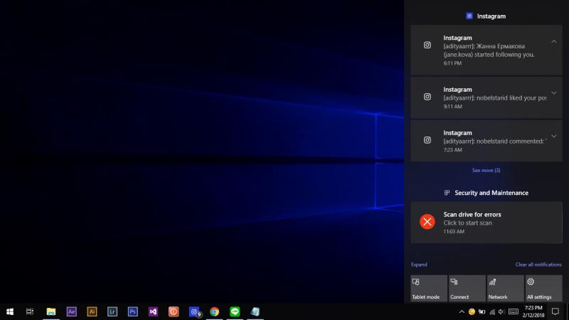 Cara Mengaktifkan Focus Assist di Windows 10 (1)