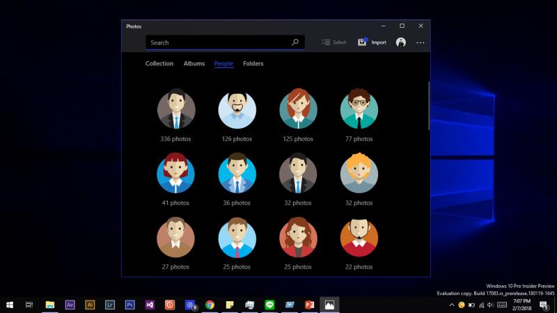 Cara Menonaktifkan Pengenal Wajah pada Photos Windows 10 (1)