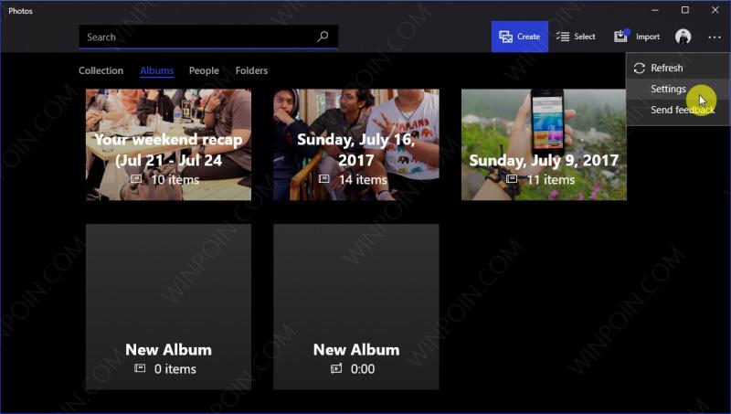 Cara Menonaktifkan Pengenal Wajah pada Photos Windows 10 (2)