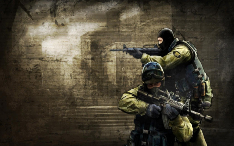 Pembuat Game Counter Strike Ditangkap Polisi
