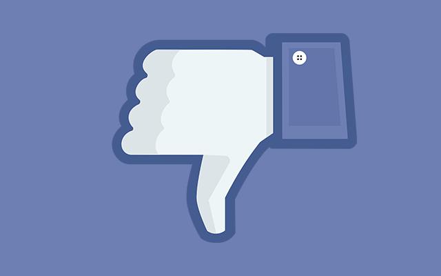 Facebook Ujicoba Tombol 'Downvote' untuk 'Dislike' Komentar