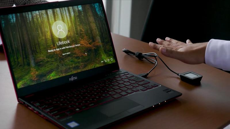 Kamu Bisa Unlock Laptop dengan Hanya Menggunakan Telapak Tangan