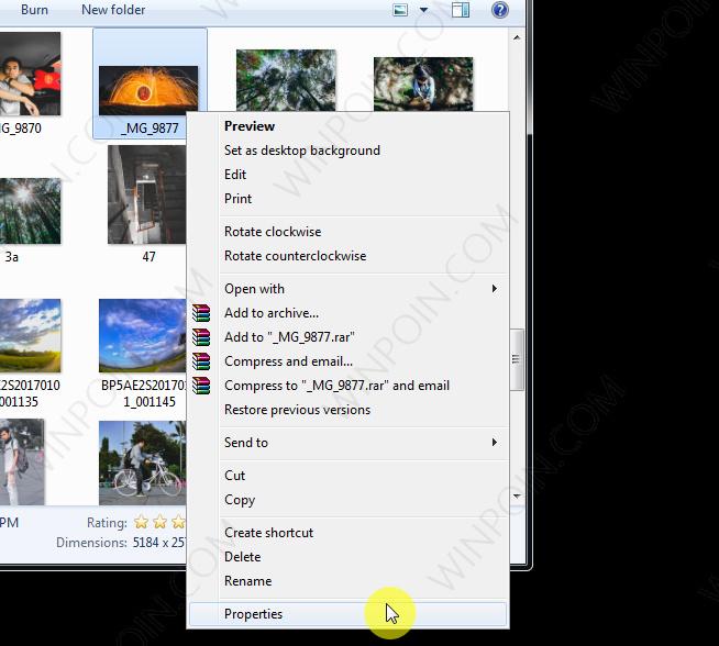 Cara Menghilangkan Metadata pada File di Windows (1)