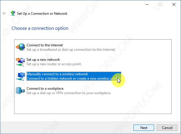 Cara Terhubung Ke Hidden Wifi di Windows 10 (6)