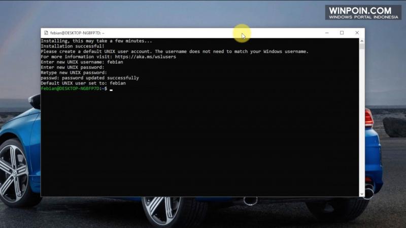 Cara Install Kali Linux di Windows 10 — Langsung Melalui Store