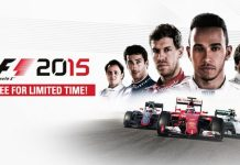 Download Game F1 2015 Gratis Berbatas Waktu