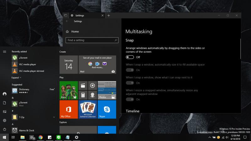 Cara Mematikan Fitur Snap di Windows 10 (1)