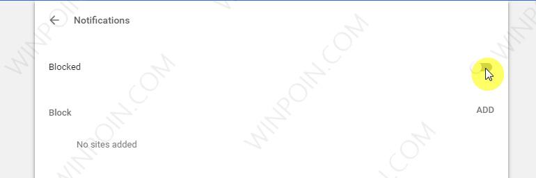 Cara Mematikan Permintaan Notifikasi Website pada Google Chrome (6)