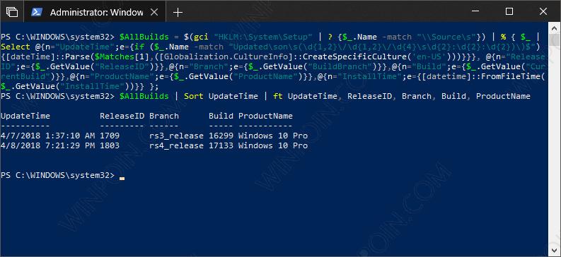 Cara Menampilkan Riwayat Update Windows 10 (2)