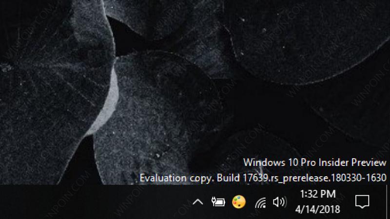 Cara Menghilangkan Watermark di Windows 10 Insider (1)