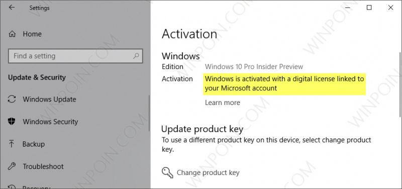 Cara Menghubungkan Product Key Windows 10 dengan Akun Microsoft (2)