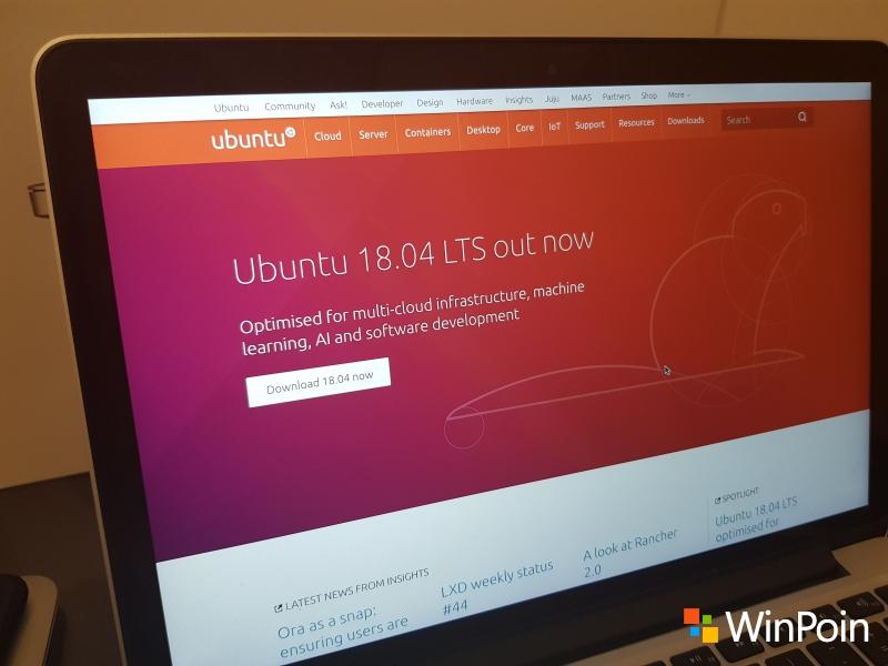 Ubuntu 18.04 LTS Dirilis, Siap Download Sekarang!