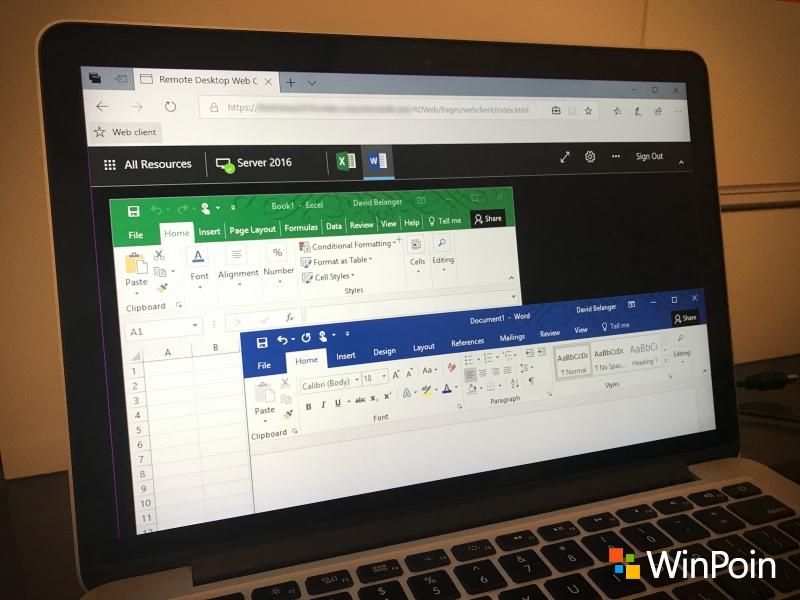 Kini Kamu Bisa Kendalikan Windows dari Dalam Browser