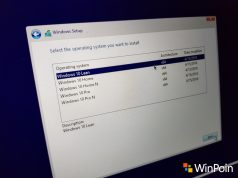 Windows 10 Lean — Versi Baru Windows untuk PC Minim Storage!