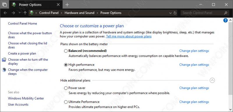 Cara Restore Power Plan yang Hilang di Windows 10 (1)