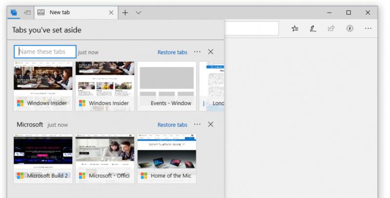 Windows 10 Insider Preview Build 17677 Dirilis, Apa yang Baru