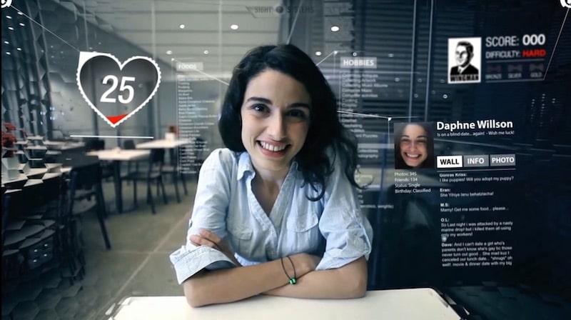 Google AR Headset