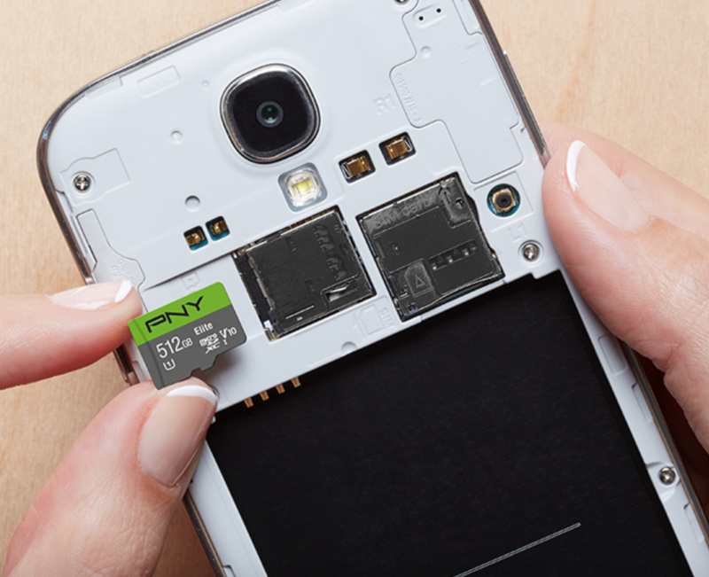 Lebih Mahal dari SSD — PNY Rilis microSD 512GB