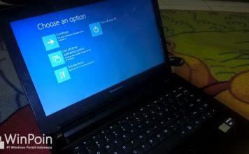 Cara Menonakifkan atau Mengaktifkan Advanced Boot Options (F8) di Windows 10 (1)