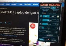 Dark Reader: Add-on Terbaik Bagi Penggemar Dark Mode