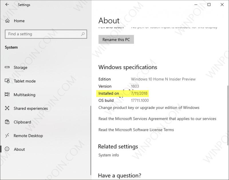 3 Cara Mengetahui Sejak Kapan Windows Kamu Terinstall (4)