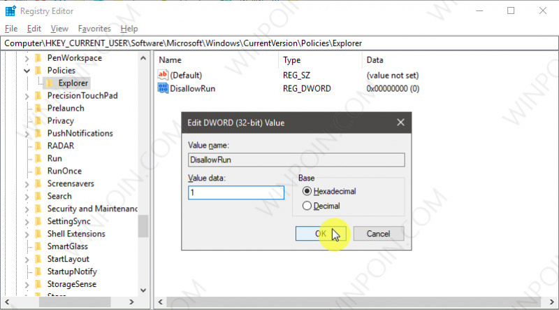 Cara Memblokir Aplikasi di Windows 10 (3)