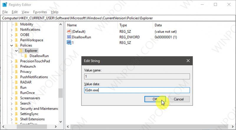 Cara Memblokir Aplikasi di Windows 10 (6)