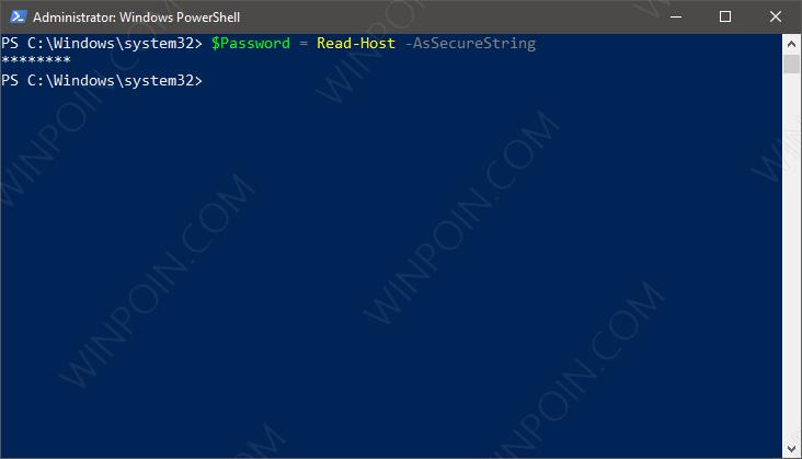 Cara Membuat User Baru di Windows 10 dengan PowerShell (2)