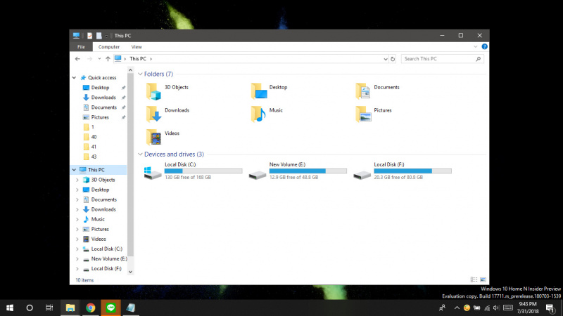Cara Memindahkan Lokasi Folder Desktop di Windows 10 (1)