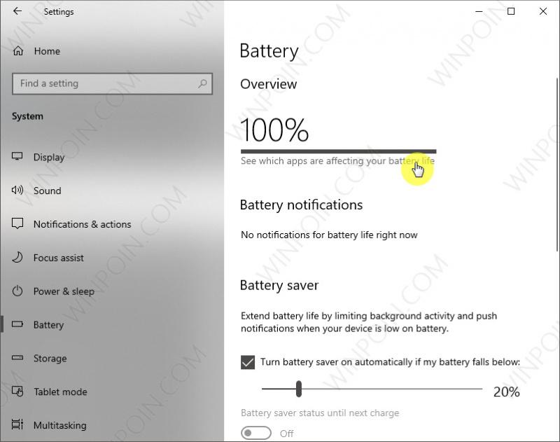 Cara Mengetahui Aplikasi yang Paling Boros Baterai di Windows 10 (1)