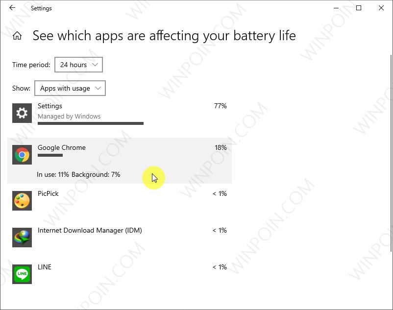 Cara Mengetahui Aplikasi yang Paling Boros Baterai di Windows 10 (2)